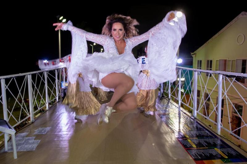 O carnaval de Daniela Mercury será todo inspirado em seu novo álbum PERFUME.