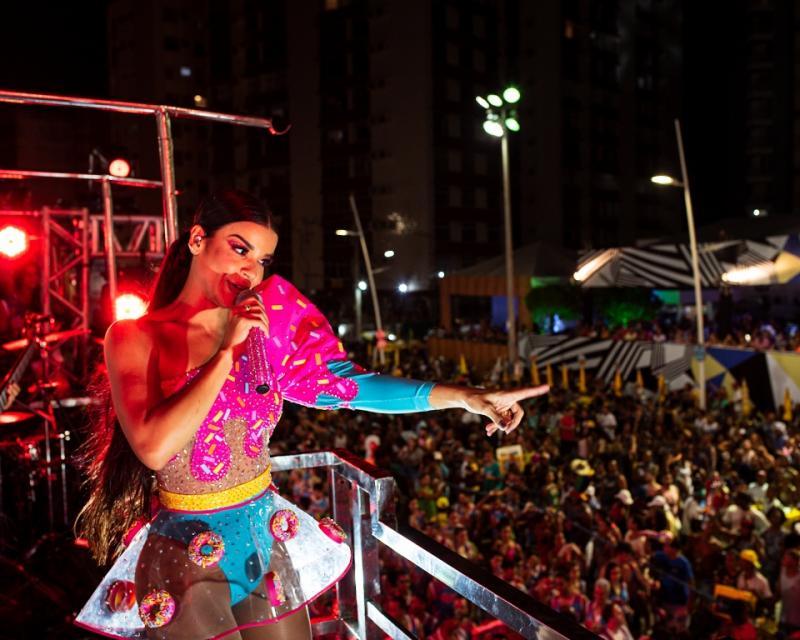 Babado Novo estreia seu bloco UAU no Carnaval de Salvador