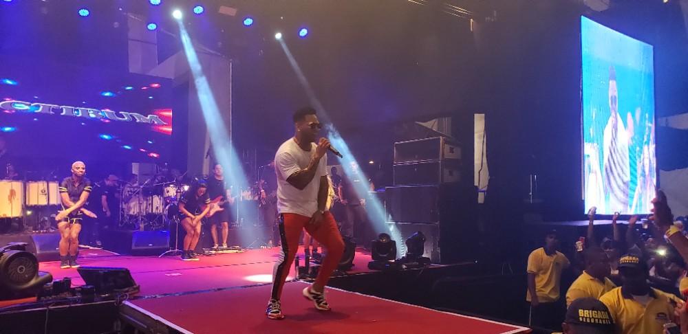 Banda Parangolé - Muquifest 2019