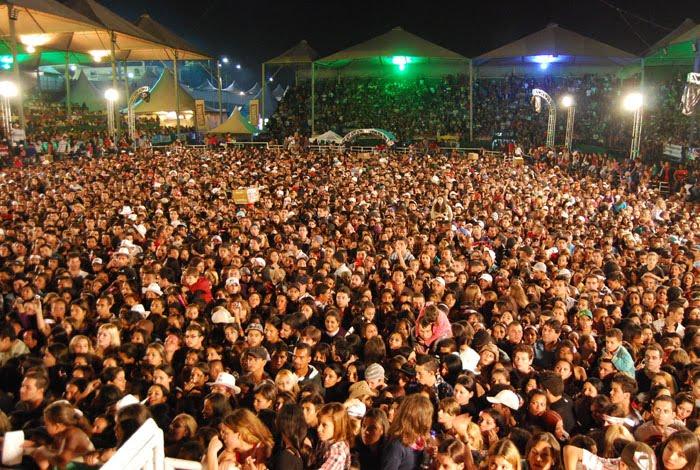 Uma das Maiores Festas da Região começa nesta Sexta Feira dia 12