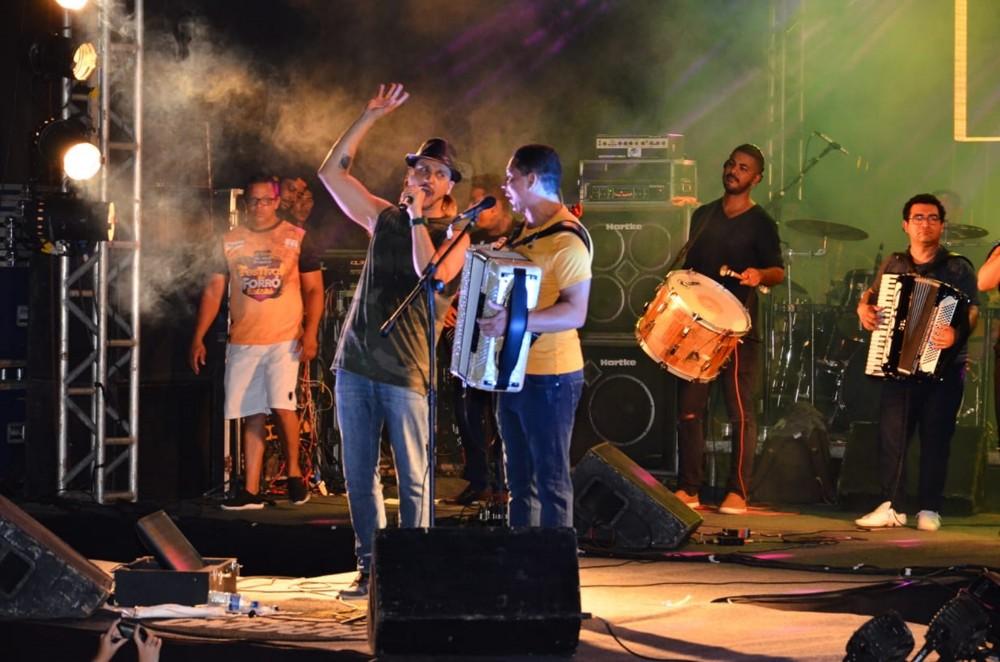 Público lota primeiro dia da 3ª edição do Festival de Forró de Itacaré