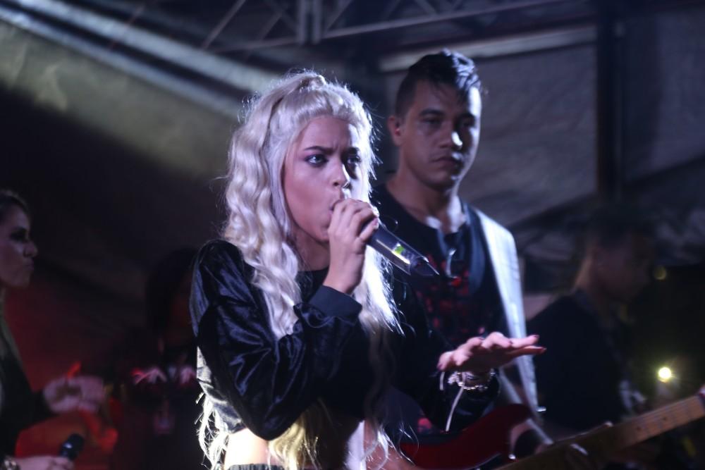 Anna Catarina esquenta o Arrocha Lagarto-Se