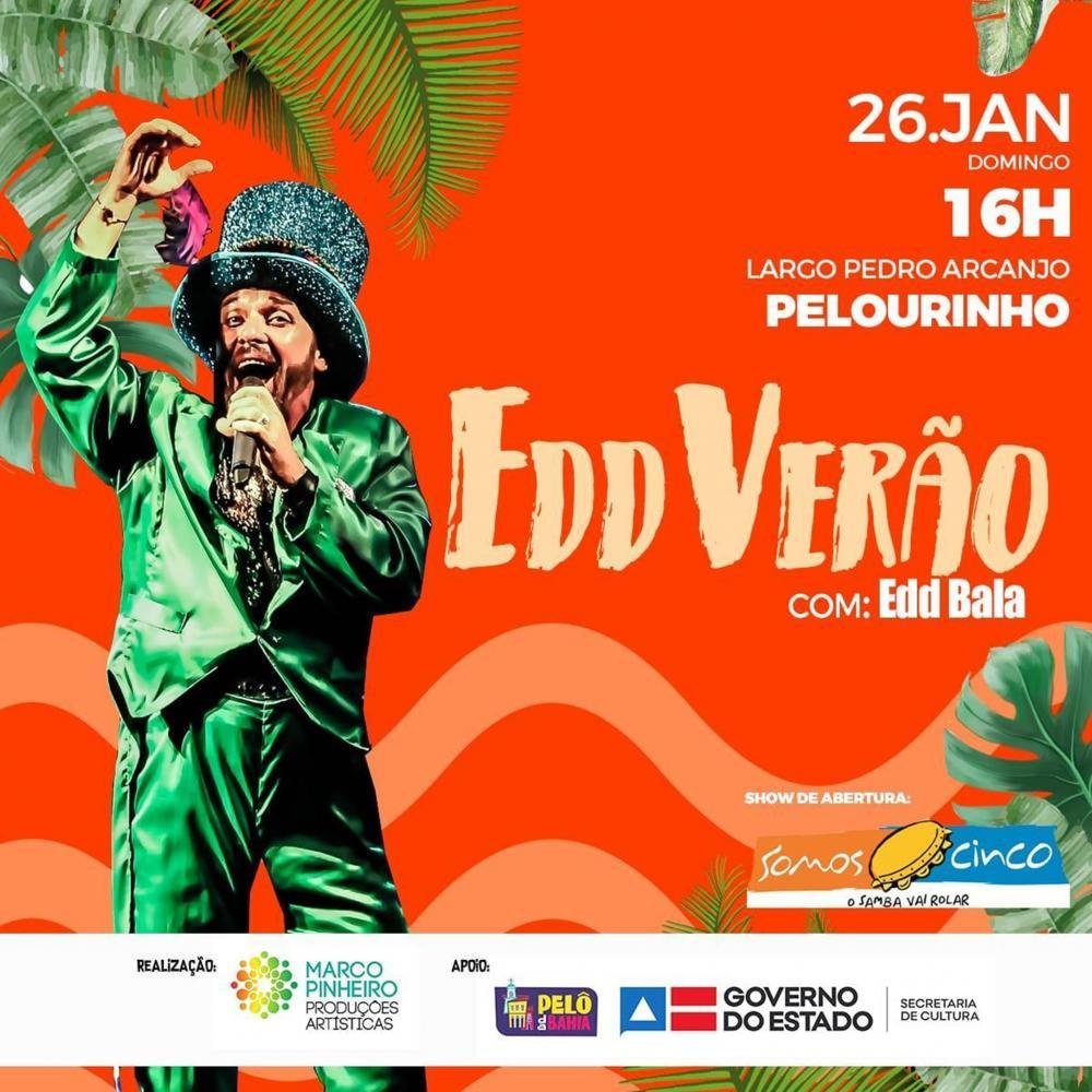 EddVerão de Edd Bala neste final de semana