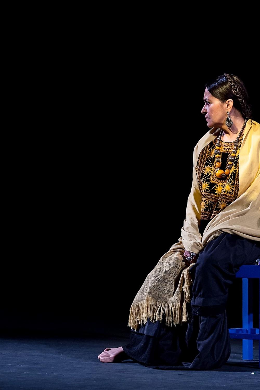 Espetáculo 'Frida Kahlo – A deusa tehuana' chega a Salvador