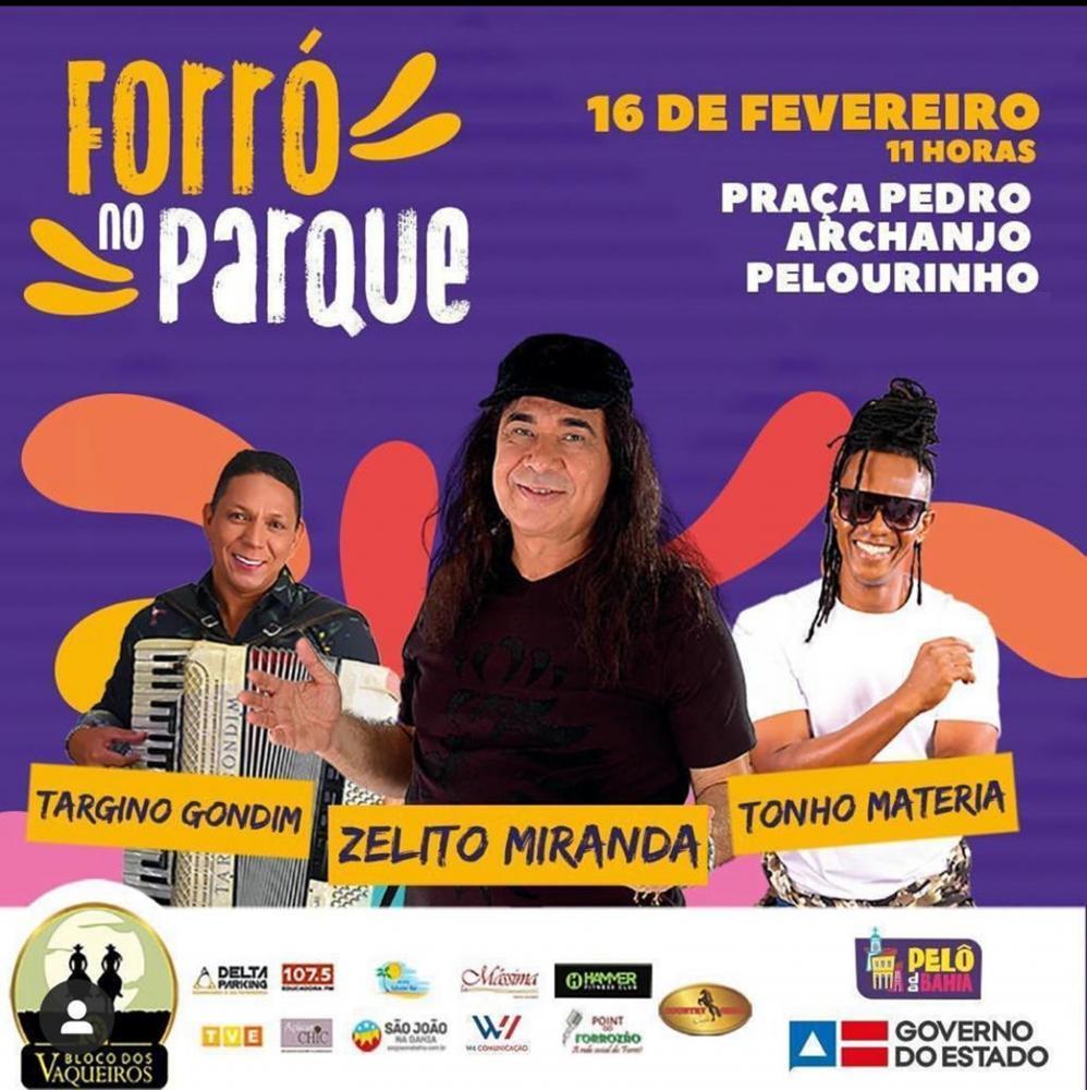 Zelito Miranda abre alas para o Carnaval com show gratuito em Salvador no próximo domingo (16)