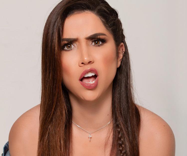 Youtuber Maria Venture apresenta pela primeira vez em Salvador o espetáculo Ngm me Entende