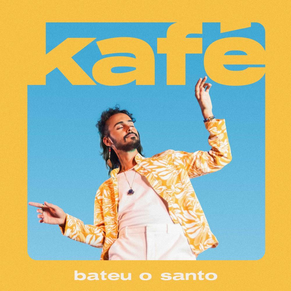 """Mugshot trilha o verão com lançamento do single """"Bateu o Santo"""" de Kafé, a revelação do R&B nacional"""