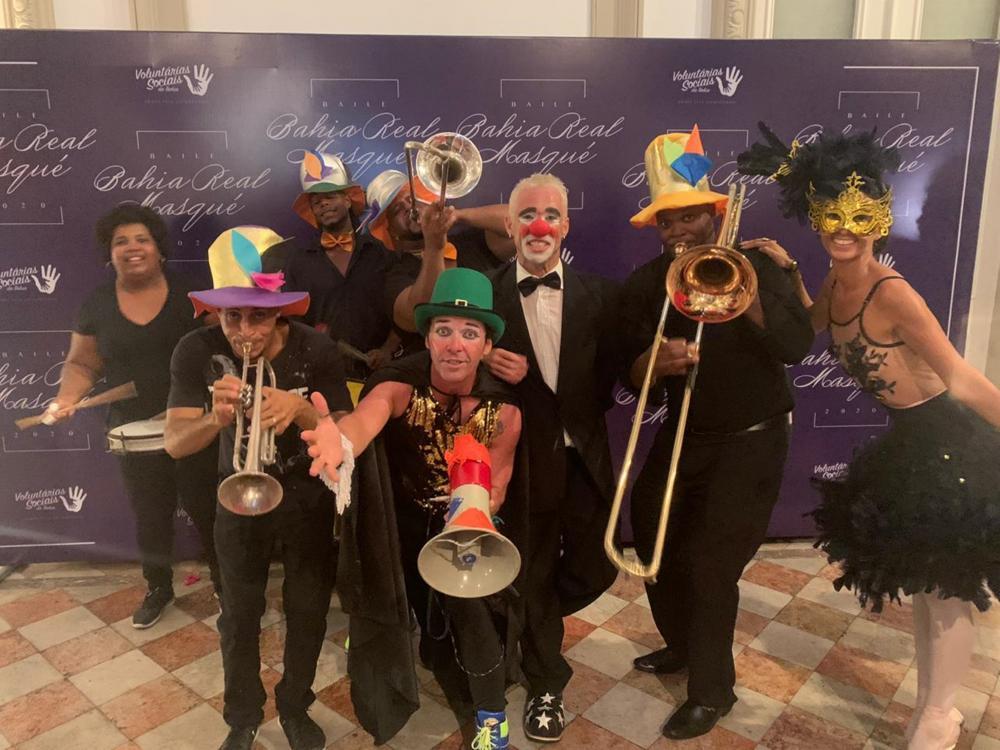 Edd Bala comanda a animação no Camarote Club e no Pelô durante o Carnaval