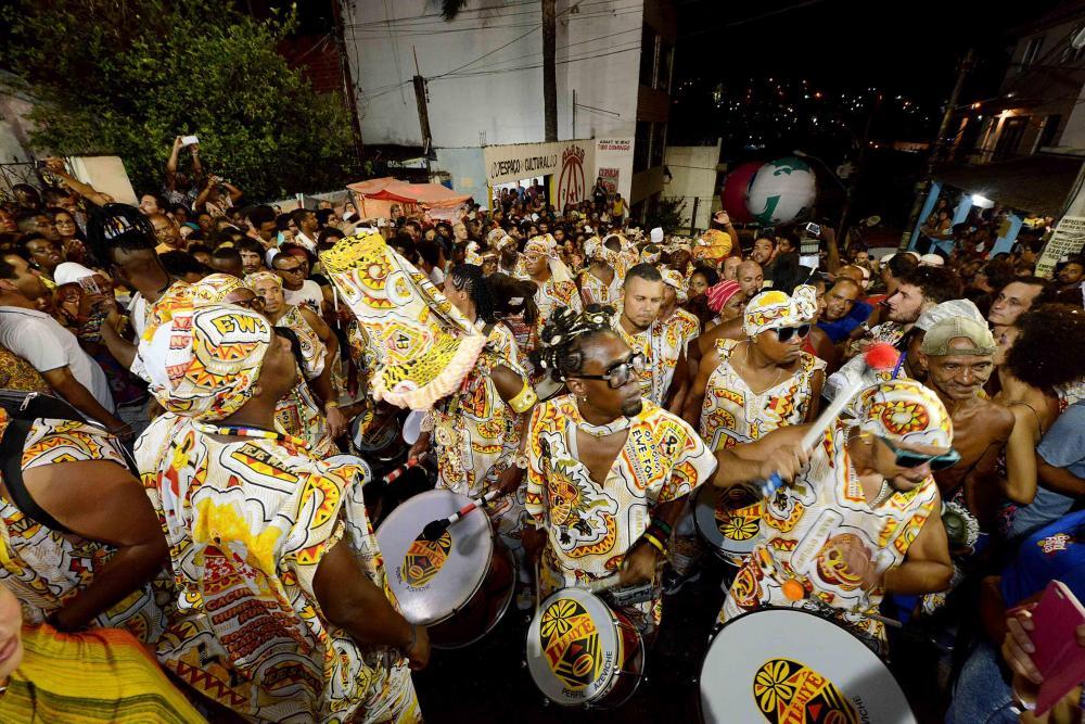 Ilê Aiyê inicia desfiles neste sábado (22) com apoio da Prefeitura