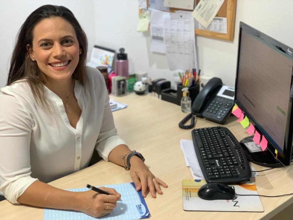 Reprodução / Imprensa - Camila Quintela é diretora da Teletalk