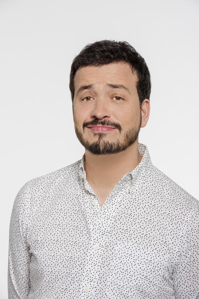 Humorista Rafael Cortez prepara o primeiro solo de comédia stand-up 100% ligado ao confinamento social