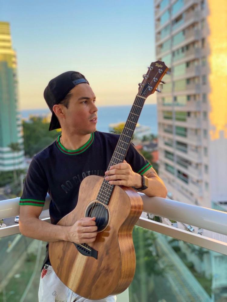 Compositor baiano se torna destaque em todo o Brasil