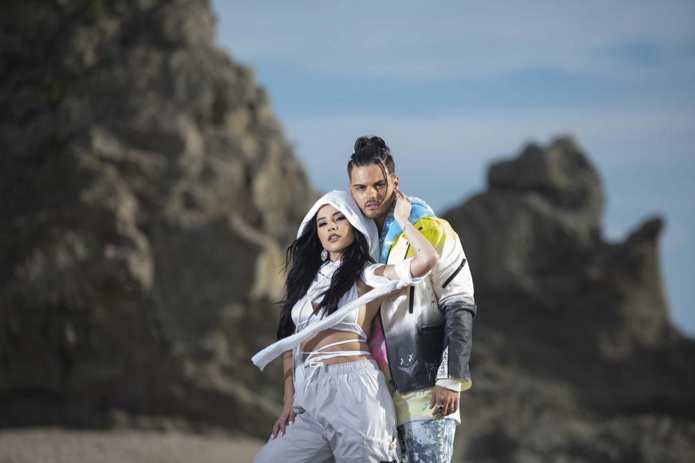 Abraham Mateo e Becky G juntam-se para o lançamento de