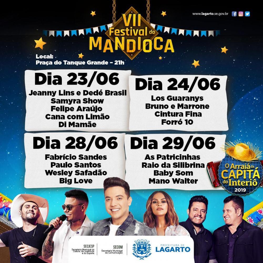 Festival da Mandioca